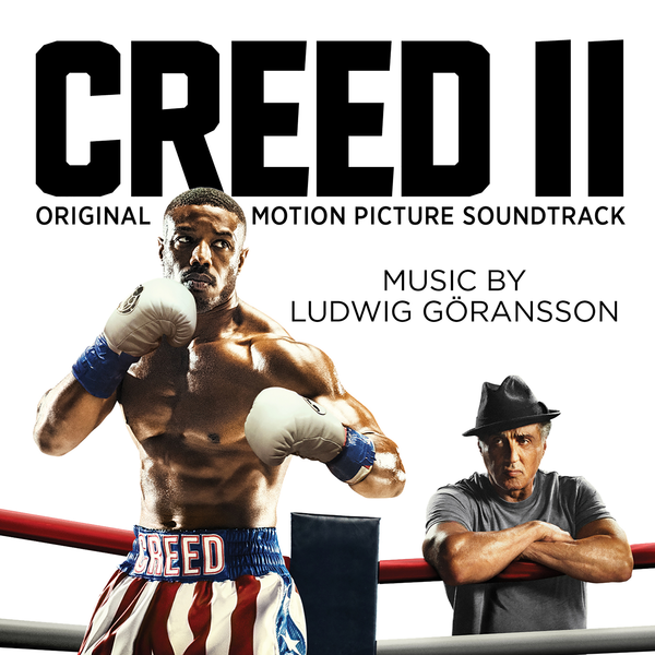 TRILHA SONORA DE CREED II (2 CDS EM 1!!)