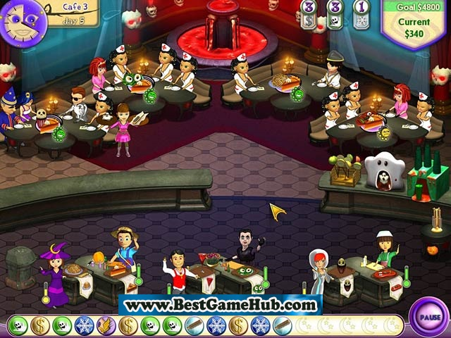 Amelies Cafe Halloween 100% Working Game Download