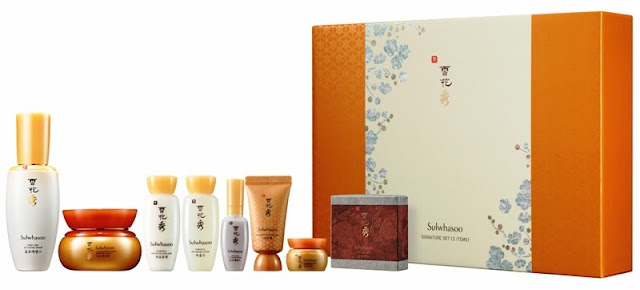 Sulwhasoo Gift Sets, Holiday Moments, sulwhasoo, skincare, korea skincare, Sulwhasoo Signature Duo Set