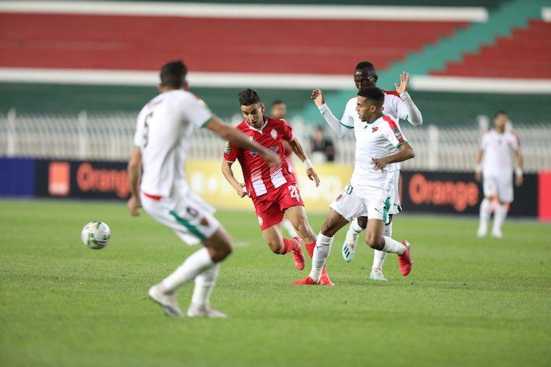 موعد مباراة الوداد البيضاوي ومولودية الجزائر ابطال افريقيا