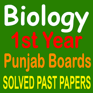 Past Papers Of Biology Punjab Boards 2012 To 2019 Objective And Subjective In PDF