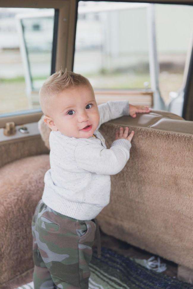 Baby Photo Shoot Ideas - Rush Nickels - Cleft Lip
