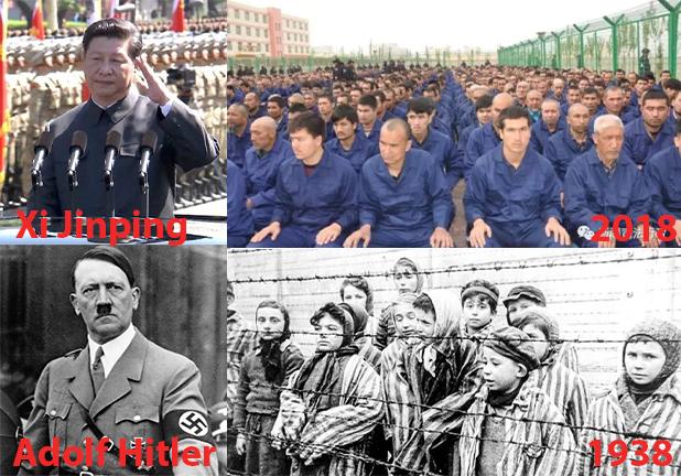 Tokoh Yahudi Anggap Perlakuan Cina Pada Etnis Uighur Seperti Nazi