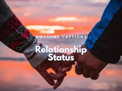 Relationship Status In Hindi 2020