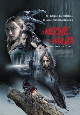 Witches in the Woods [2019] [NTSC/DVDR- Custom HD] Ingles, Español Latino
