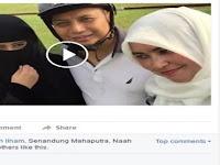 Ustadz Muhammad Arifin Ilham Unggah Video Peluk Kedua Istri Dan Ungkap Rahasia Sulitnya Berpoligami