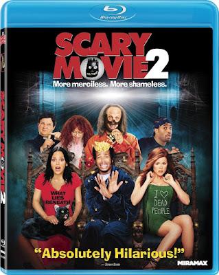 Scary Movie 2 (2001) UNRATED 480p 250MB Blu-Ray Hindi Dubbed Dual Audio [Hindi + English] MKV
