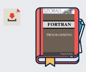 [Download PDF] LEARN TO FORTRAN PROGRAMMING