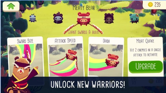 Download Game Bushido Bear Mod Apk