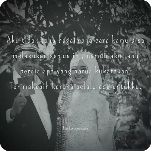 Kata Kata cinta kepada suami