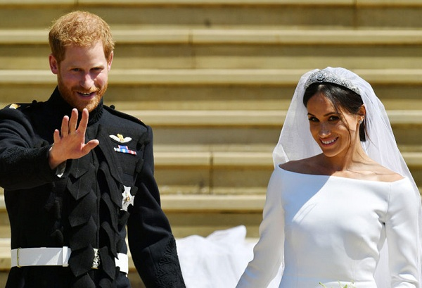 Prince Harry got married to Meghan Markle
