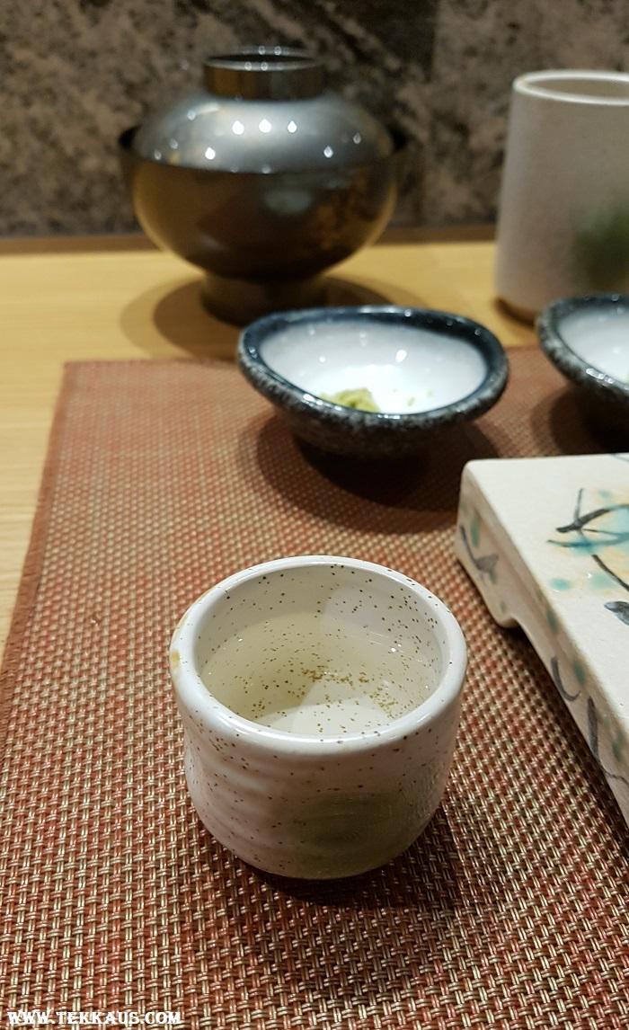 Miyabi Sheraton PJ Omakase Sake Rice Wine Review