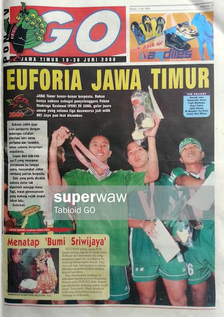 GO PON XV: EUFORIA JAWA TIMUR