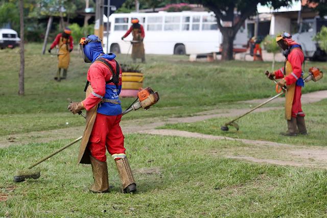Cidades Limpas inicia nova etapa no Jardim Botânico e Mangueiral