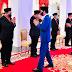 Presiden Jokowi pada Peringatan HUT RI Ke-75, Anugerahkan Tanda Jasa dan Kehormatan bagi 53 Orang Tokoh
