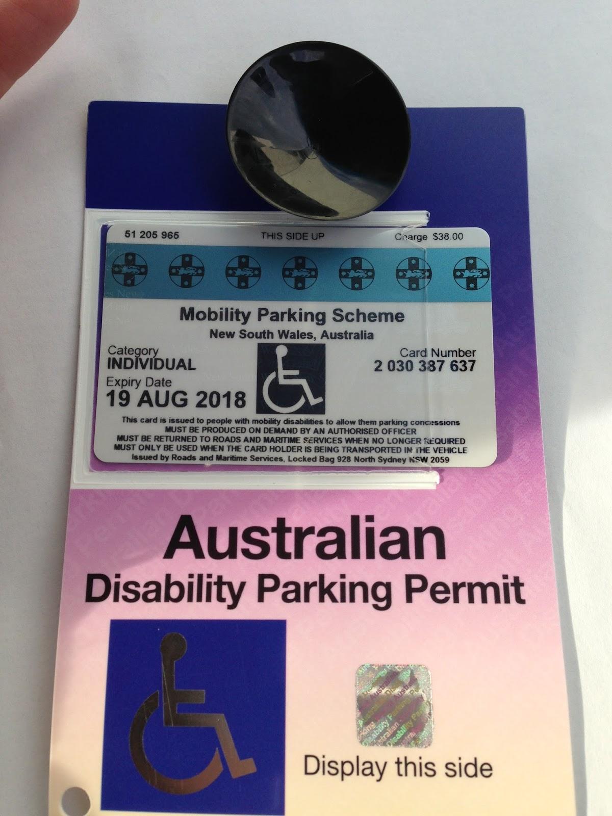 How Obtain Handicap Parking Permit