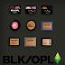 TS4 Black Opal Makeup