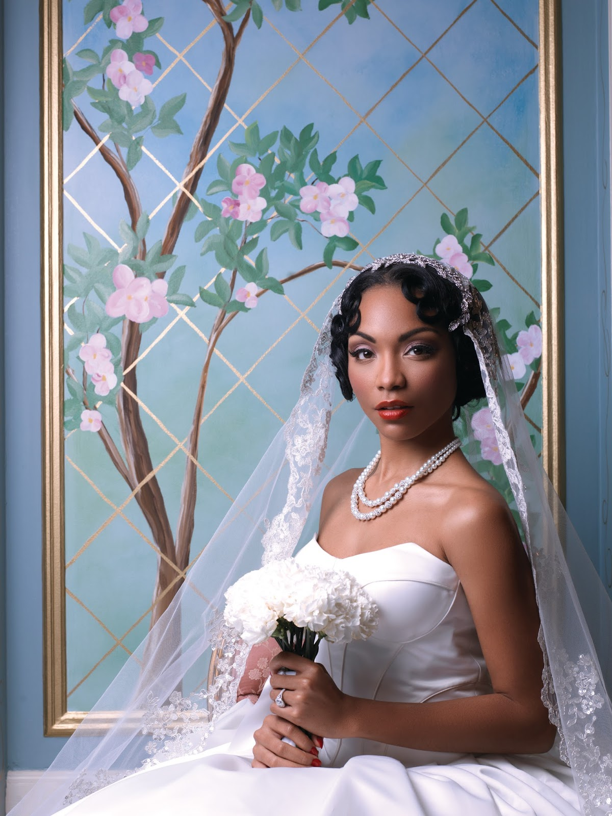 paper & cloth: back in time bridal for hour detroit