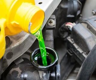 معلومات هامه عن سائل التبريد في المحرك