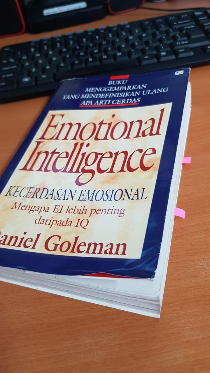 buku Emotional Intelligence - Daniel Goleman