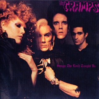 The Cramps - Songs the Lord Taught Us Music Album Reviews