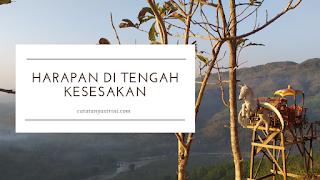 Welcome May: Harapan di Tengah Kesesakan