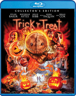 Trick R Treat Blu Ray Collectors Edition