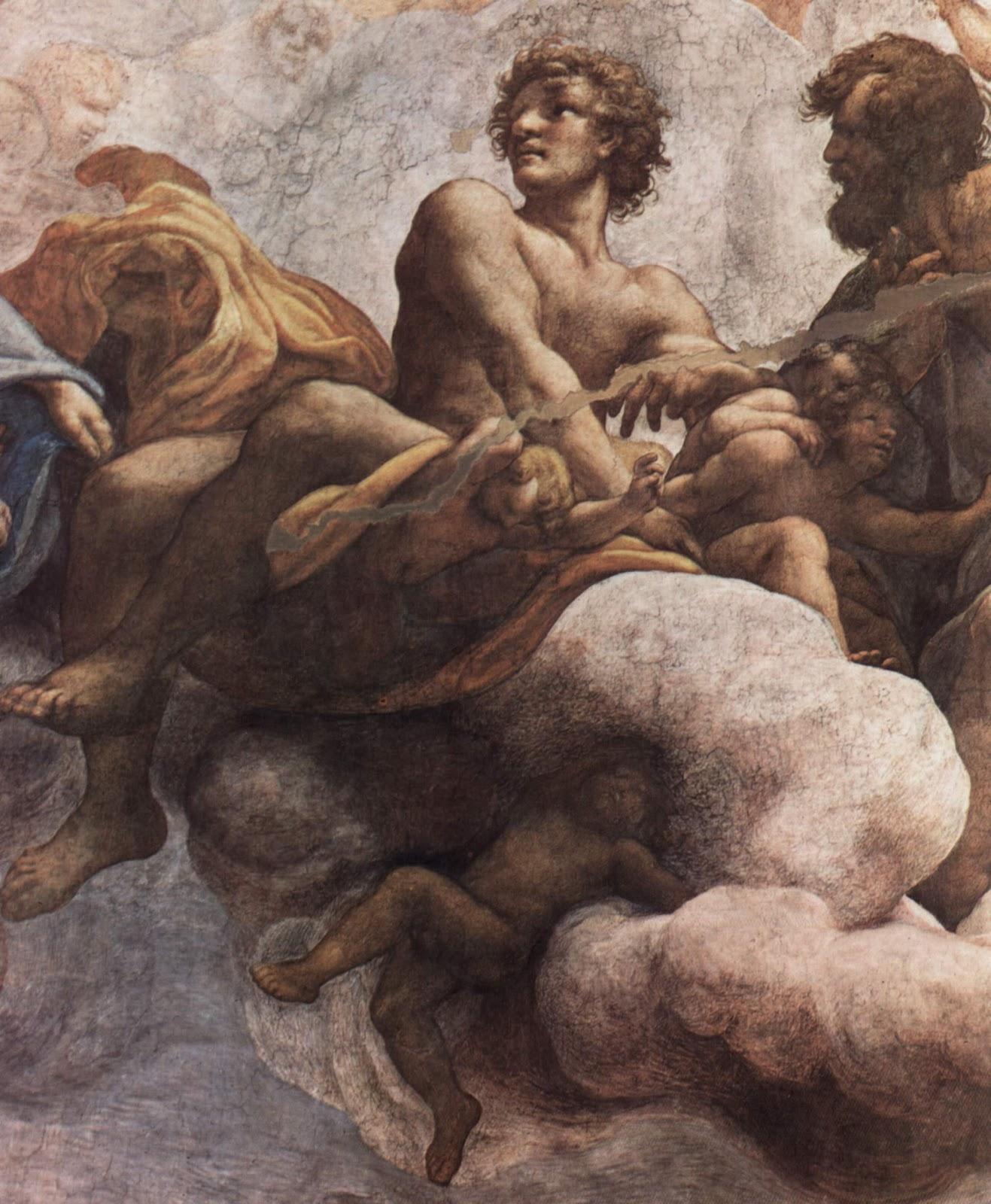 Colori In Luce Correggio correggio | high renaissance mannerism painter | tutt'art