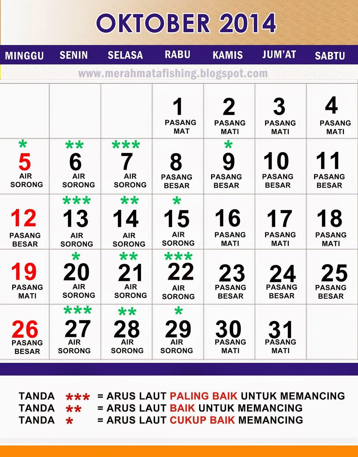 Baru 20+ Kalender 20 Bulan Oktober