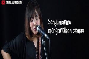 Tami Aulia - Cinta Karena Cinta (Cover) Lyrics