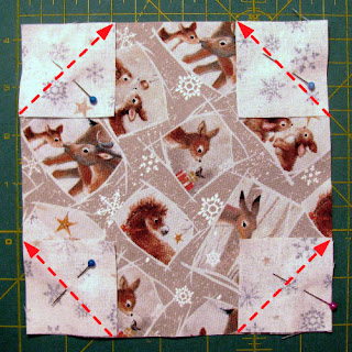 celtic twist block tutorial pic 9