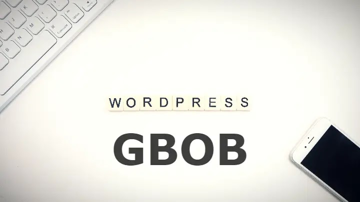 Gbob का full form in Blogging and Music