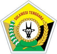 logo / Lambang propinsi Sulawesi Tenggara (Sultra)