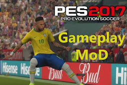 Aggresive Gameplay Patch V3a For - PES 2017
