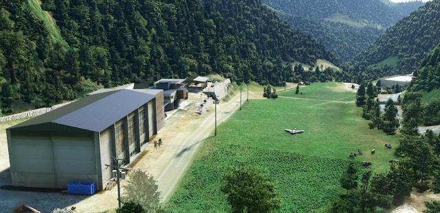 Locher Sarentino Airfield LOCH Italy