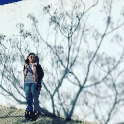 Alejandra, paisaje de sombras,