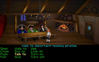 Los piratas del Scumm Bar