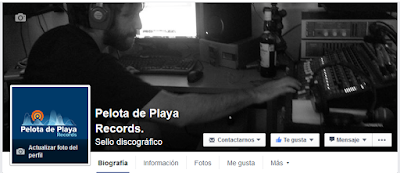 https://www.facebook.com/PelotaDePlayaRecords/