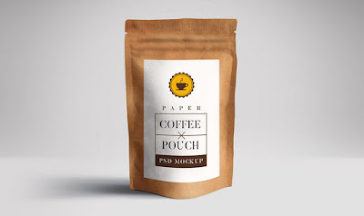 Paper Pouch Packaging PSD