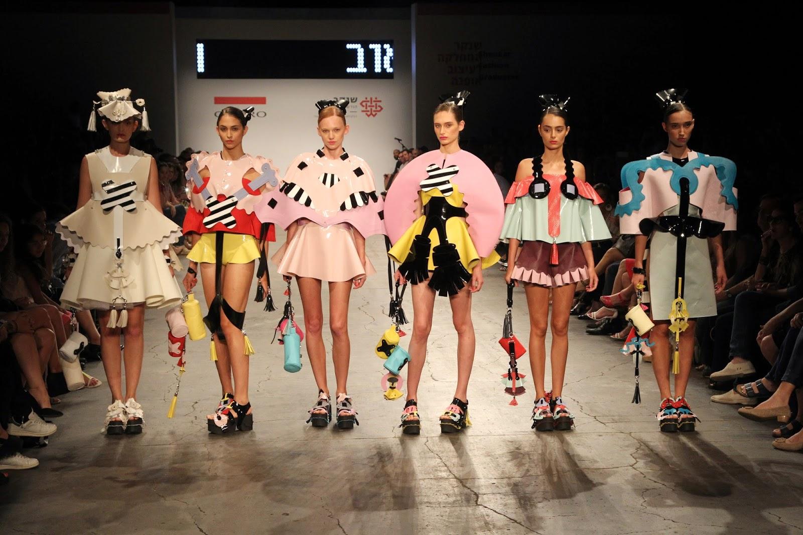Shenkar Fashion Show 2014