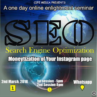 SEO & INSTAGRAM Free Online Master Class