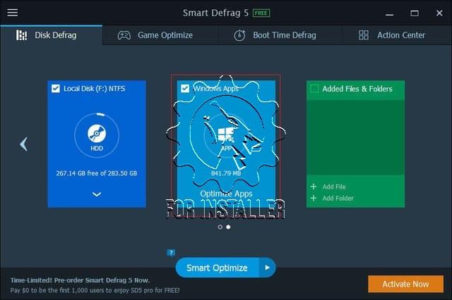 IObit Smart Defrag Pro 5.5.0.1024 download free full ...