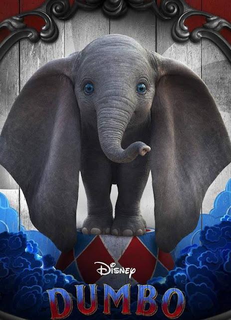 Pôster Dumbo 2019 (1)