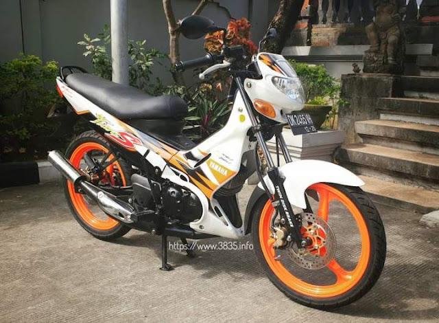 Yamaha Tiasa S 120 Indonesia