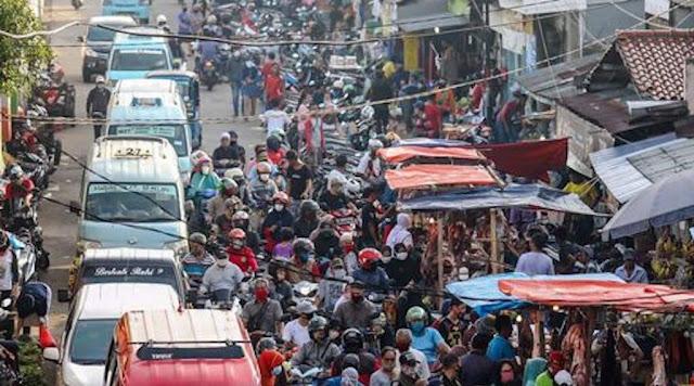 Waspada, Sejumlah Pedagang Pasar di Jakarta Positif Covid-19