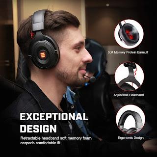 ESKA E900 USB Gaming Headset