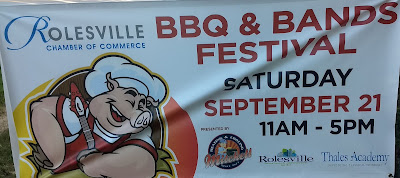 Rolesville BBQ and Bands Festival