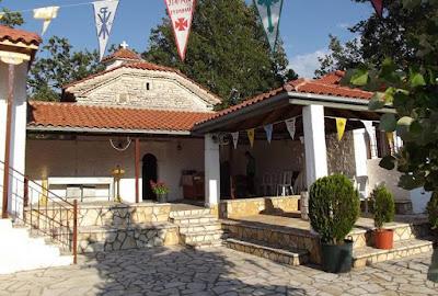 Ξεκινούν έργα αποκατάστασης στη Μονή Μίχλας Πέντε Εκκλησιών Παραμυθιάς