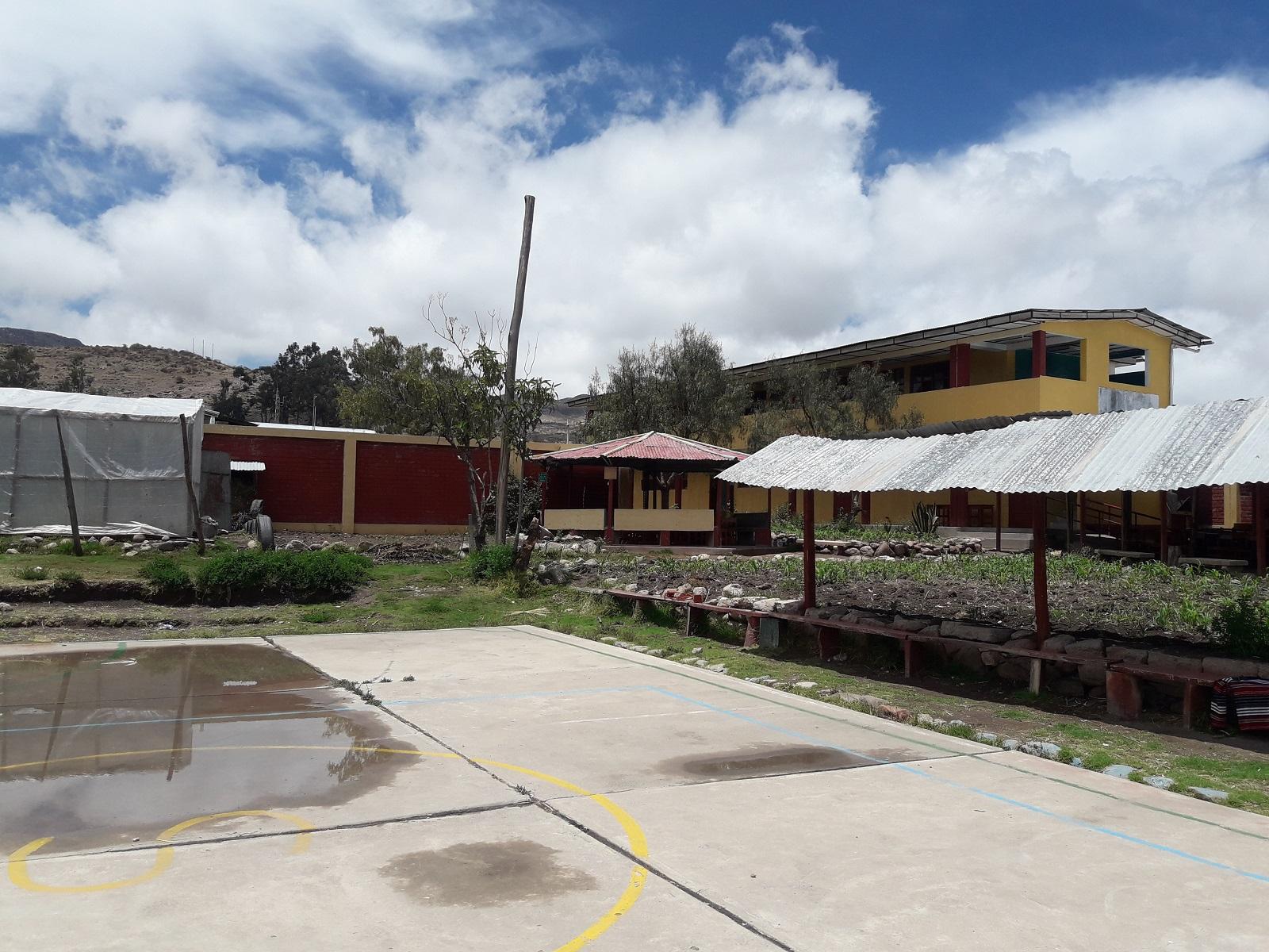 Colegio 7 DE JUNIO