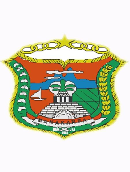 Informasi lambang daerah Kabupaten Mamuju, selengkapnya disini.